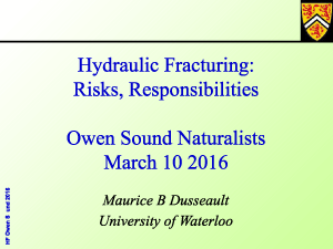 Owen-Sound-March-10-2016-Hydraulic-Fracturing
