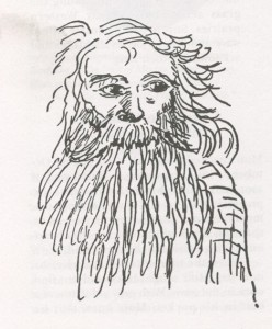 John Muir Self-Portrait