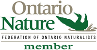 Member of Federation of Ontario Naturalists