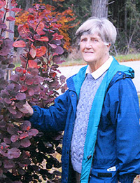 Joan Crowe  Life Member Owen Sound Filed Naturalists