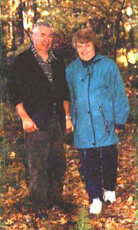 Nels & Jean Maher  Life Member Owen Sound Filed Naturalists