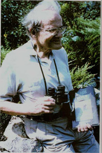Tom Murray Owen Sound Field Naturalists Life Member