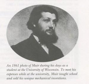 John Muir 1861